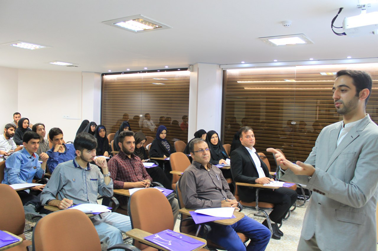 سمینار مهارتهای مطالعه و تندخوانی در کتابخانه فاطمه الزهرا