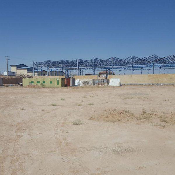 کارخانهای در منطقه ویژه سرخس