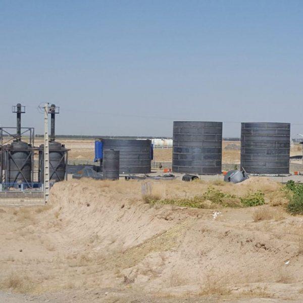 نیروگاه های منطقه ویژه سرخس
