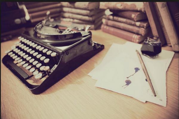 نویسندگی با تایپ