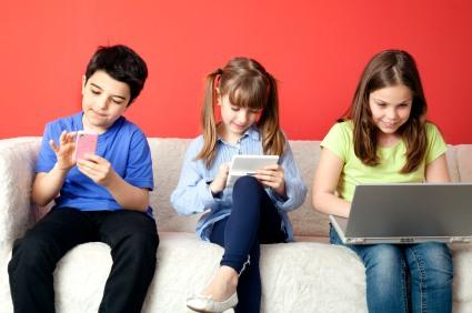 کودکان و بازیهای رایانه ای