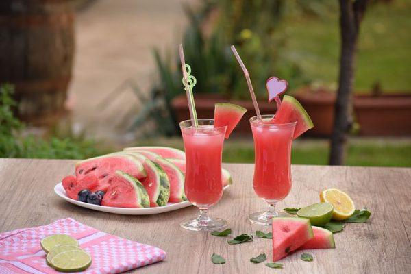 هندوانه در زمان تشنگی تابستان