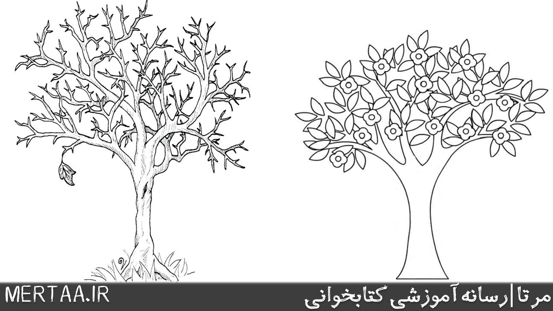 درخت کتابخوانی