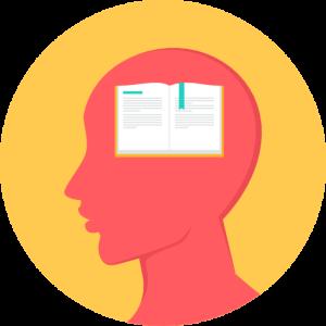 نقشه ذهنی کتاب ها را در ذهن نگه می دارد
